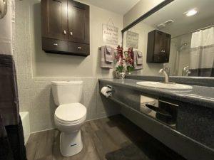 Greeley Studio Apartments The 609 Studio Apartments - bathroom