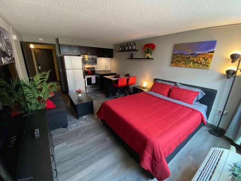The 609 Studio Apartments