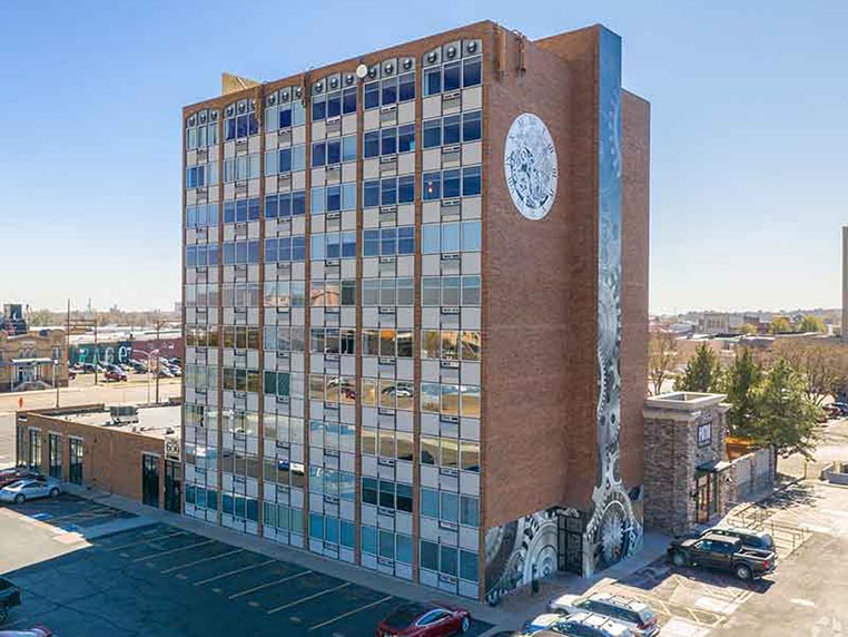 Greeley CO The 609 Studio Apartments Greeley