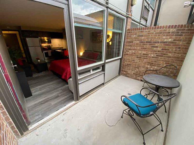 The 609 Studio Apartments Greeley