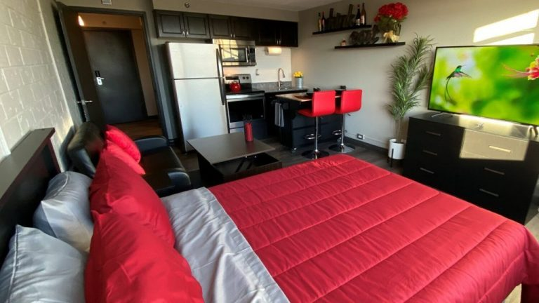 The 609 Studio Apartments in Greeley