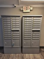 Mailbox The 609 Studio Apartments
